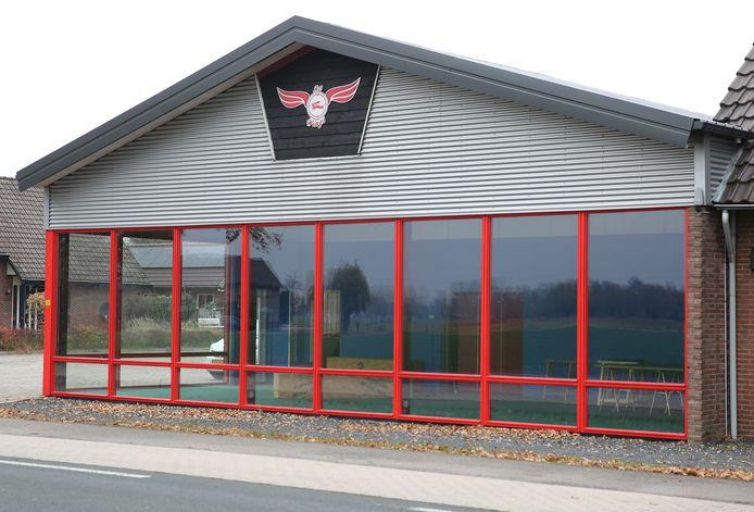 Modelvliegtuigenwinkel RC Wings aan de Zutphenseweg is leeggehaald en zit dicht.
