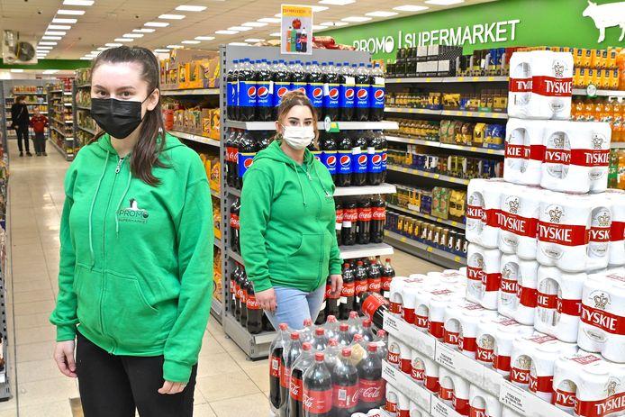 Promo Supermarket opende vrijdag de deuren.