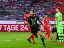 Bosz hard na nederlaag Leverkusen: 'Op alle gebieden was het slecht'