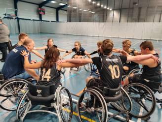 """Financiële steun voor G-sportclubs: """"Bij Junior Bears on Wheels hebben we geleerd om niet door een gehandicaptenbril te kijken"""""""