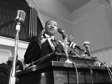 Martin Luther King is dood, maar zijn boodschap leeft