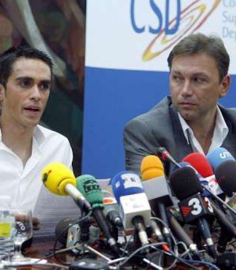 """""""Alberto Contador reste chez Astana"""""""