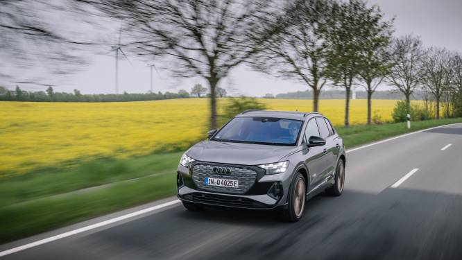 Test: Audi Q4 E-tron heeft Sonos-speakers en slimme software. Maar kan hij daarmee Tesla verslaan?