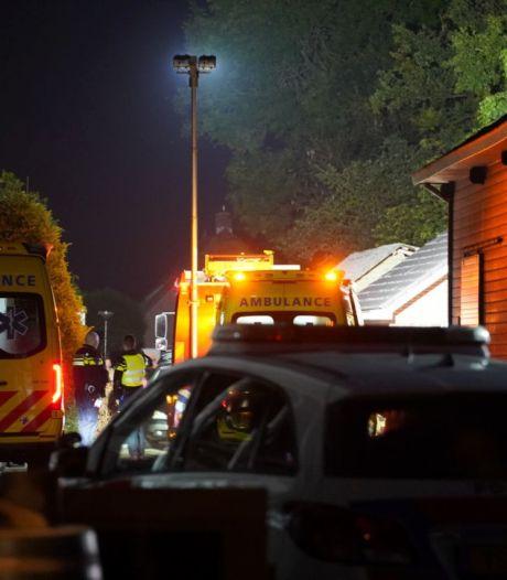Traumaheli naar Staphorst, jongetje komt onder auto: 'Heel akelig'