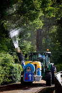 De gemeente Vught bestreed vorig jaar ook preventief de eikenprocessirups door een biologisch bestrijdingsmiddel in de bomen te spuiten.