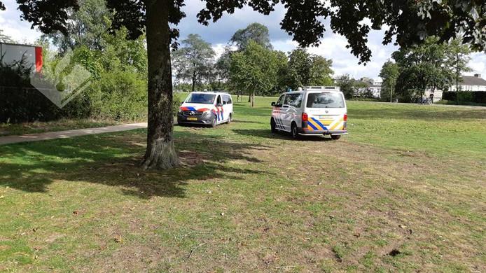 Drie verdachten van diefstal opgepakt in Helmond.