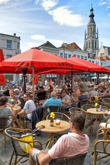 Drone van student uit Enschede stort neer op Grote Kerk in Breda