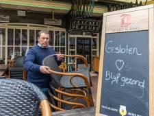 Dit eetcafé sluit het terras na een week alweer: 'Sorry lieve mensen, dit is niet te doen'
