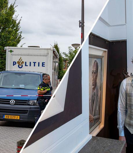 Nieuws gemist? Kunsthandel in opspraak en beveiliger vindt lichaam op parkeerplaats van ziekenhuis