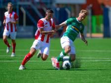 FC Dordrecht weinig wijzer na duel bij experimenteel TOP Oss