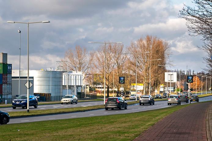 Groene Golf Randweg Vanaf Dinsdag Weer In Bedrijf Bergen Op Zoom