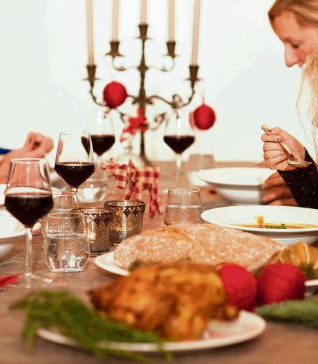 Vieren we kerst met drie gasten of gaan we volle bak feesten? Dit is de uitslag van onze poll