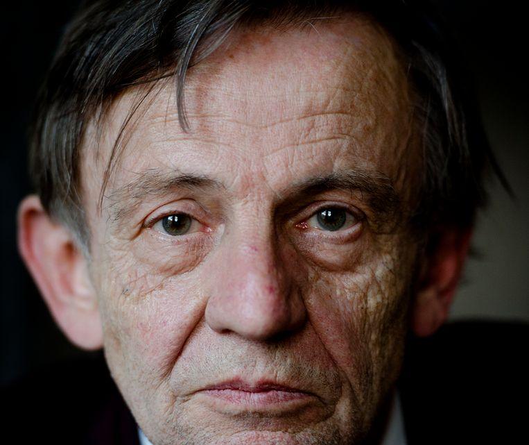 Rudi Ekkart leidt sinds 1997 als voorzitter van de Commissie Herkomst Gezocht het onderzoek naar 'roofkunst'. Beeld ANP