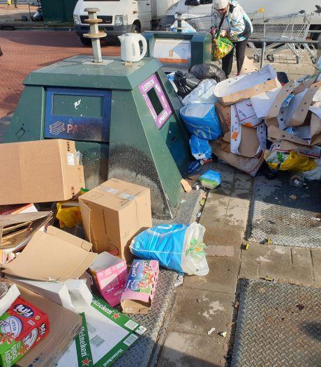 Afval-ellende loopt de spuigaten uit, vindt ook de politiek: 'Er moet geld bij, maar dat is er nu niet'