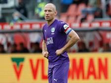 Arjen Robben krijgt speciaal eerbetoon bij FC Groningen