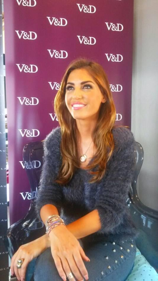 Yolanthe in september 2014.