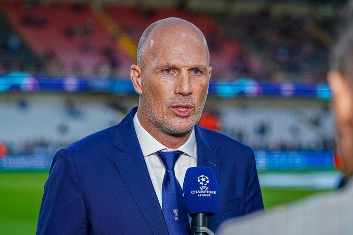 Philippe Clement était fier de ses joueurs après la rencontre.