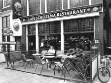 Bekende Amsterdammers in de bres voor bijna failliet café Scheltema