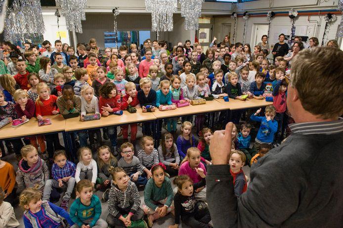Basisschool de Hobbendonken in Boxtel.