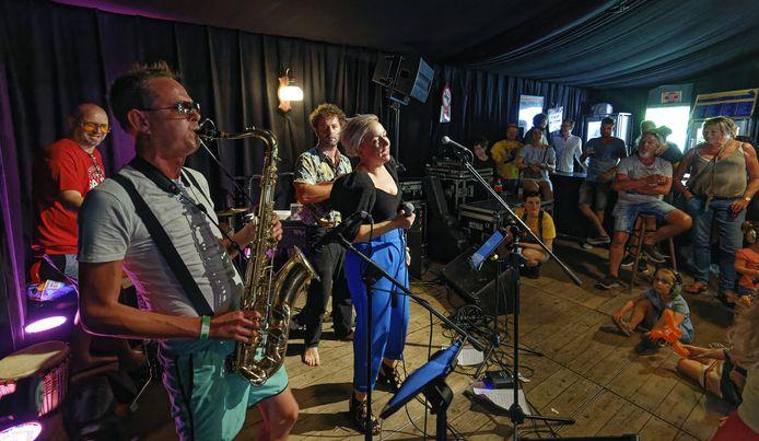 Pleinpop in Schijndel, het gratis toegankelijke festival valt dit jaar samen met het grote Paaspop.