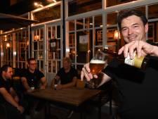 Het 'Beugensch bier' vloeit weer met stevige dame van 8,5 procent