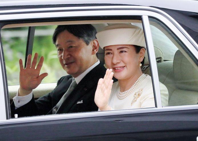 Keizer Naruhito en keizerin Masako trouwden in 1993 en kregen acht jaar later hun enige kind, prinses Aiko.