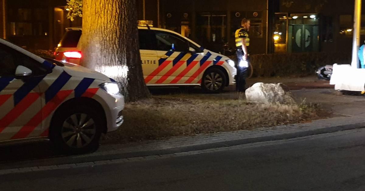 Twee gewonden bij aanrijding in Hengelo.