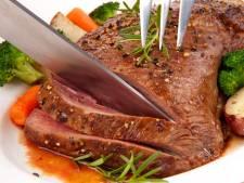 Nederlanders eten nog graag een stukje vlees, maar de meesten niet meer elke dag