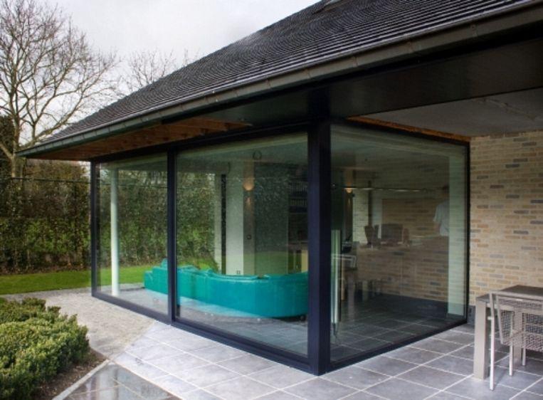 Veranda's bestaan voornamelijk uit glas, het is dus uiterst belangrijk dat de juiste beglazing wordt gekozen.