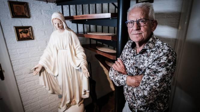 Toine Snelders (83): 'Een Mariabeeld breng je niet naar het stort'