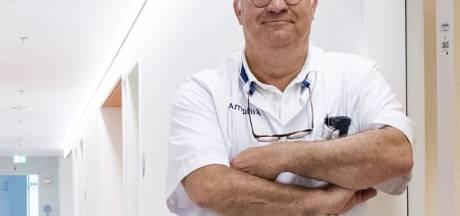 Amphia-arts Crolla na afgelasting 538 Oranjedag: 'Blij dat de stem van de petitie is gehoord'