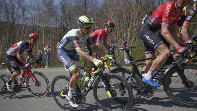 """Quinten Hermans trekt met ritambities naar de Giro: """"Nog geen rit uitgekozen, maar Strade Bianchi-etappe is heel interessant"""""""