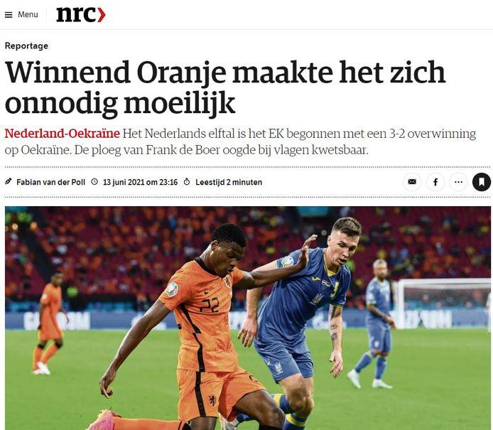 NRC Handelsblad.