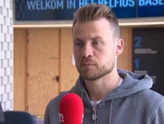 """Simon Mignolet: """"Anderlecht? Een pluim voor hen dat ze met 12 op 12 de play-offs ingaan"""""""