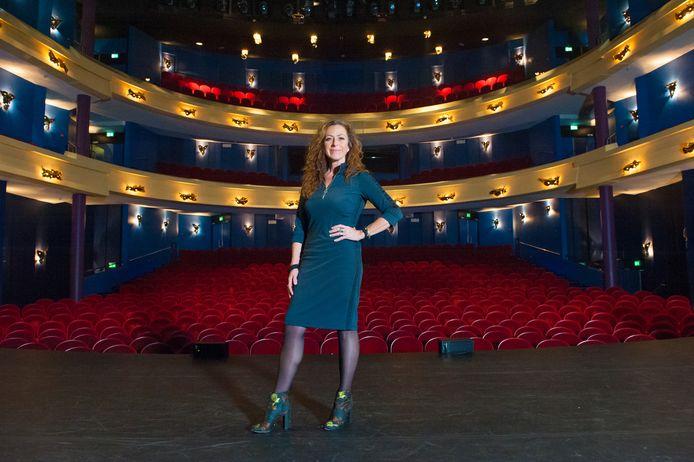 Schouwburg en Cinema Gouda-directeur Tineke Maas.