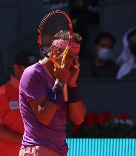 Sensation à Madrid: Nadal éliminé par Zverev dès les quarts de finale