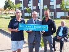 Verzetsheld G.J. van 't Hul uit Zutphen krijgt straatnaam