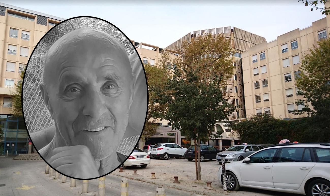Jean Ligonnet (72) verdween ruim twee weken geleden in een Frans ziekenhuis. Gisteren werd hij dood teruggevonden in dezelfde kliniek.
