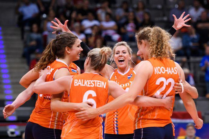 Voorst krijgt een rol tijdens het WK volleybal voor vrouwen in 2022: de gemeente mag gastheer zijn voor één van de 24 deelnemende landen te zijn.