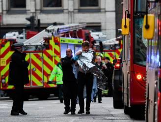 Twee mensen gedood bij vermoedelijke terreurdaad in Londen, identiteit dader bekend