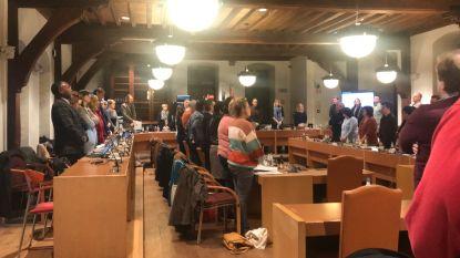 Aalsterse gemeenteraad houdt minuut stilte voor slachtoffers Holocaust