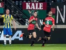 NEC-trainer Bogers: zonde om punten te laten liggen in Volendam