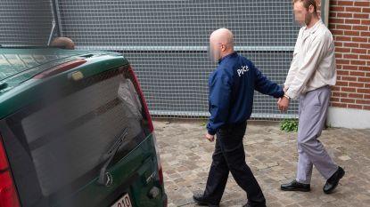 Nederlandse verdachten schietpartijSpa overgebracht naar België