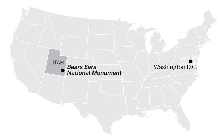 Monument Bears Ears is een Obama-erfenis, en Obama-erfenissen moeten kapot Beeld rv