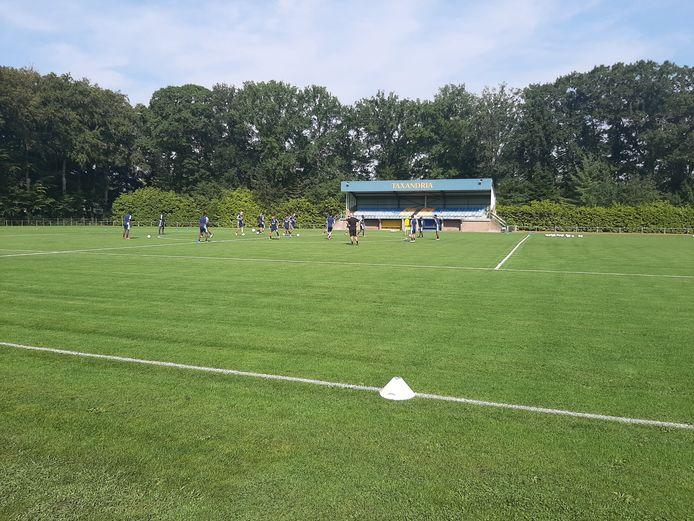 Willem II trainde deze zomer nog op het complex van het voormalige Taxandria in Oisterwijk.