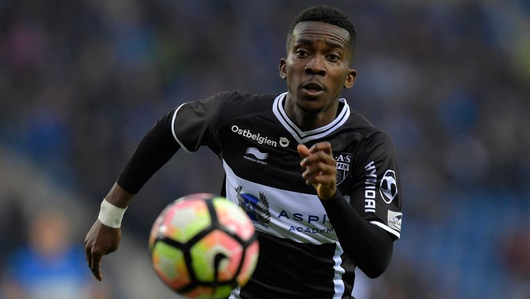 Henry Onyekuru. Beeld Photo News