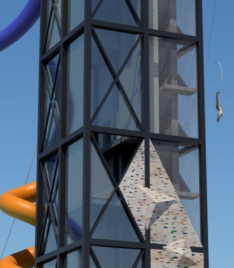 Spectaculair plan rond Hengelose Brinktoren: 'Die toren plat, bouw een nieuwe met attracties'