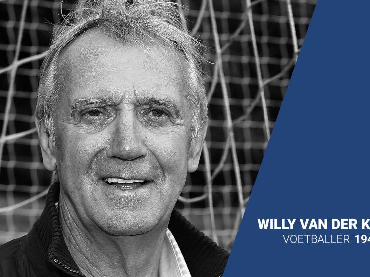 Mister PSV Willy van der Kuijlen overleden (1946-2021)