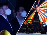Koning inspecteert de laatste Songfestival-voorbereidingen