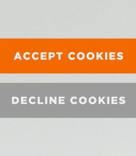 """La """"terreur"""" des cookies: """"L'option oui/non doit clairement être proposée"""""""